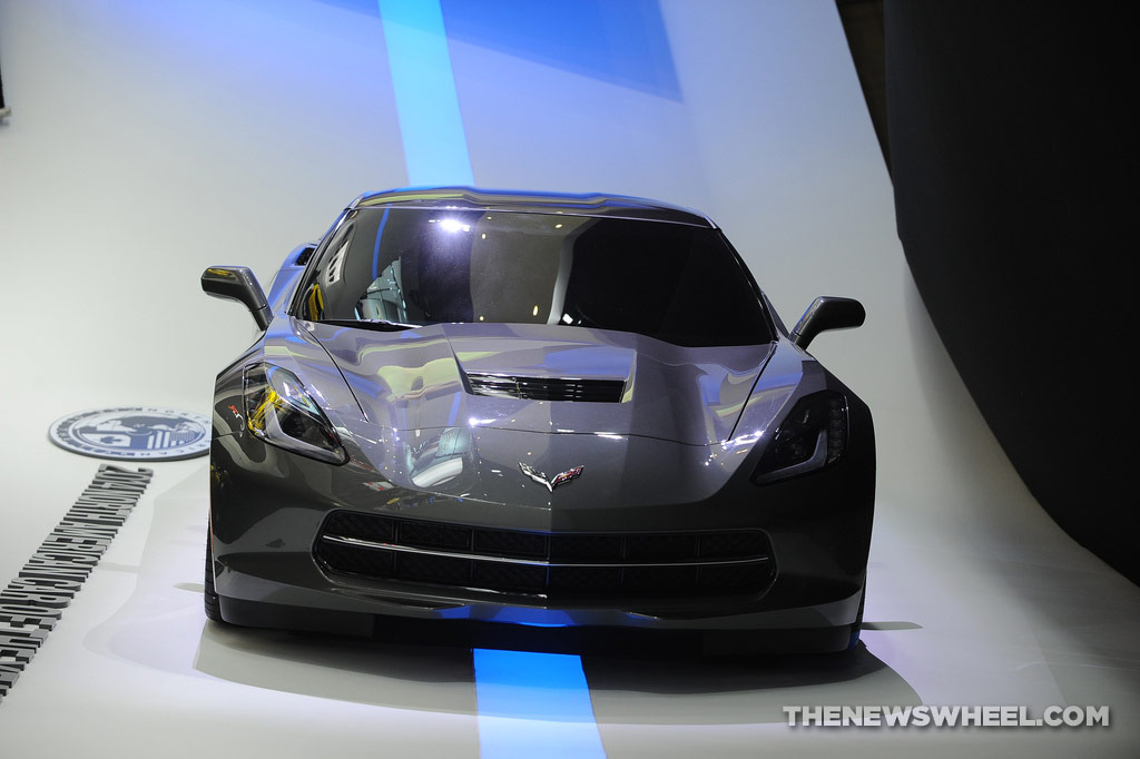 Cancer Institute to Receive Proceeds from First Corvette Z06 Auction