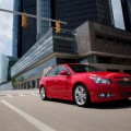 2014 Chevrolet Cruze Getting Rave Reviews