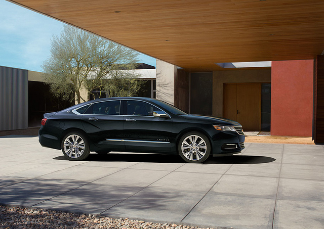 Special 2015 Chevrolet Impala Midnight Edition Coming Soon