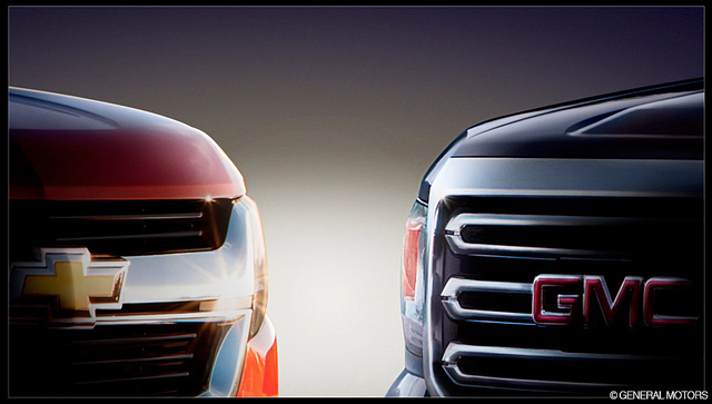 GMC Canyon and Chevy Colorado Demand