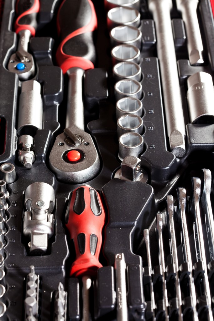 basic tools for vehicle maintenance