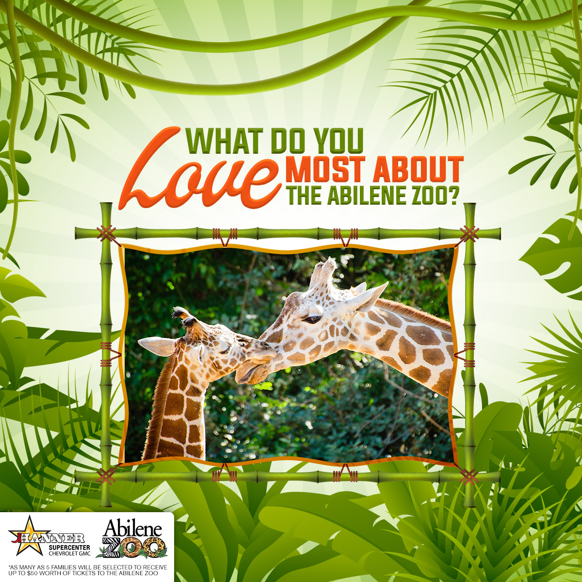 Abilene Zoo events