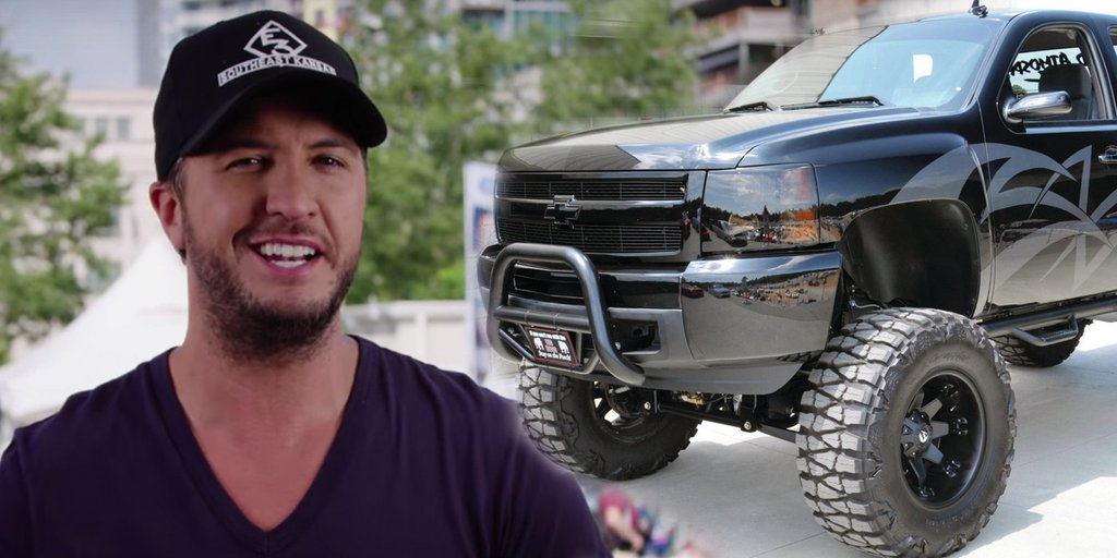 Chevrolet and Luke Bryan