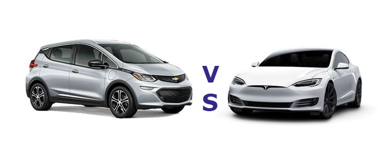 Chevrolet's Bolt Beats Tesla
