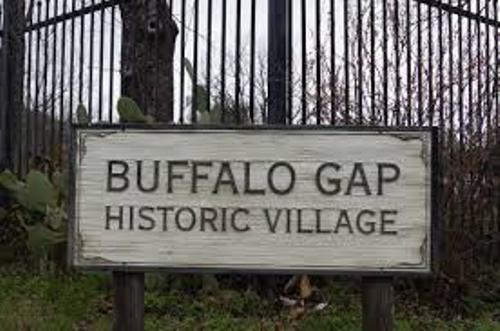 Buffalo Gap Ghost Tours