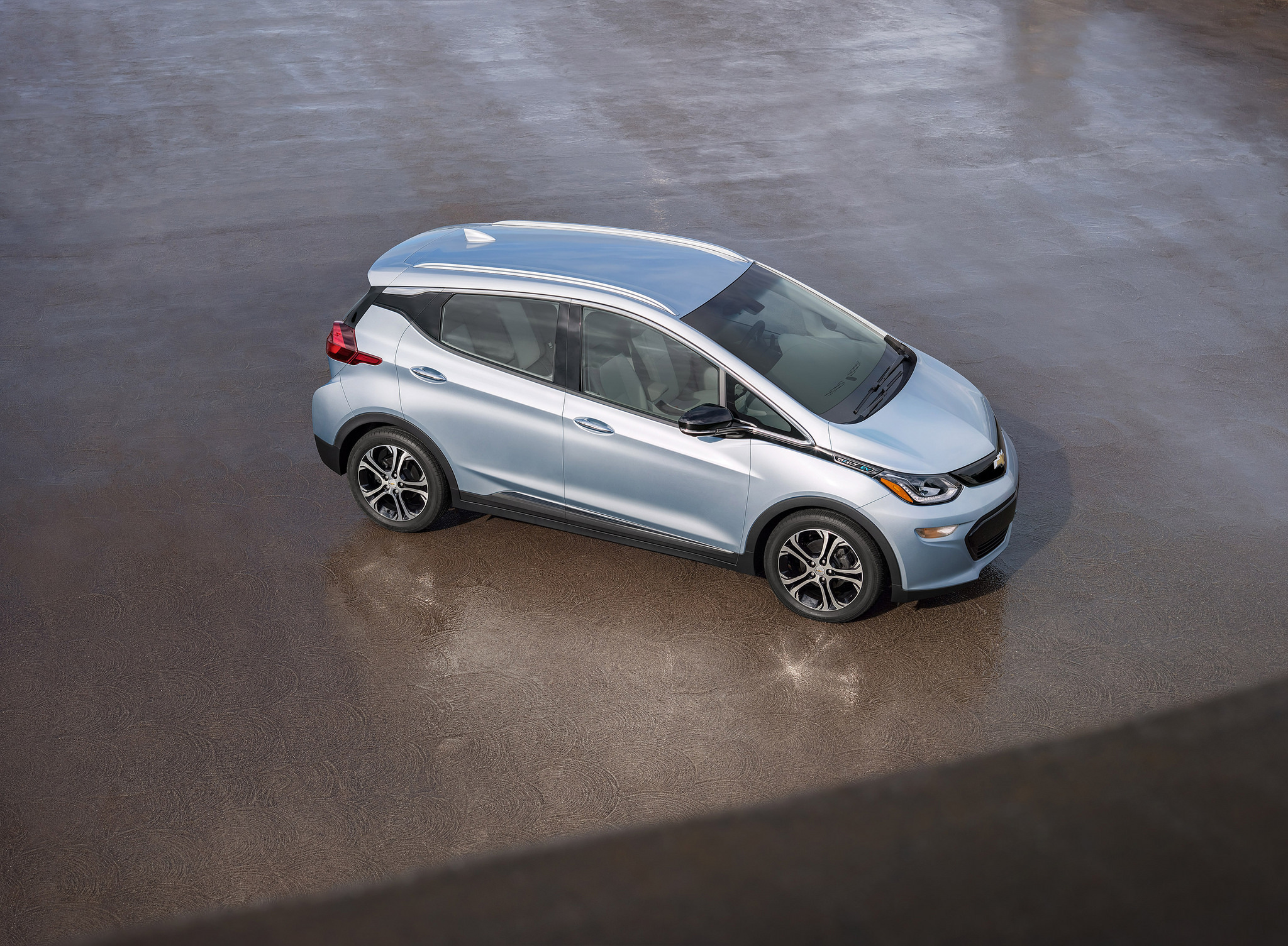 Self-Driving Chevrolet Bolt