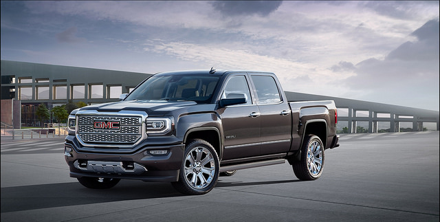 GMC Sierra with eAssist