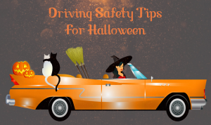 Driving Safety Tips for Halloween
